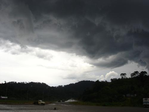 Paraná de chuva!